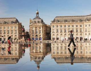 Bordeaux france molly wizenberg for Mirror pool bordeaux