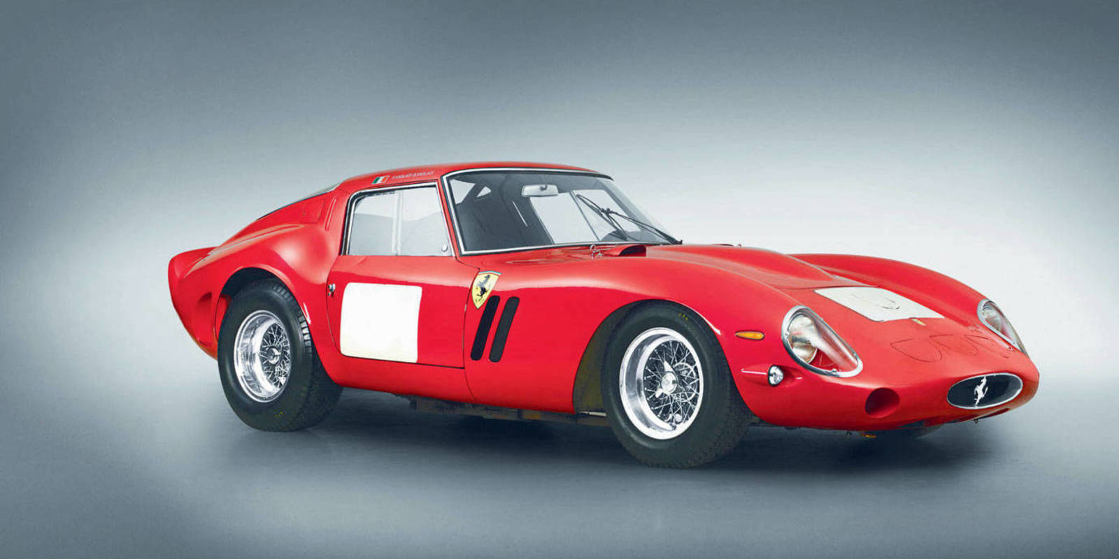 Most Expensive Car Sold At Auction Ferrari 250 Gto