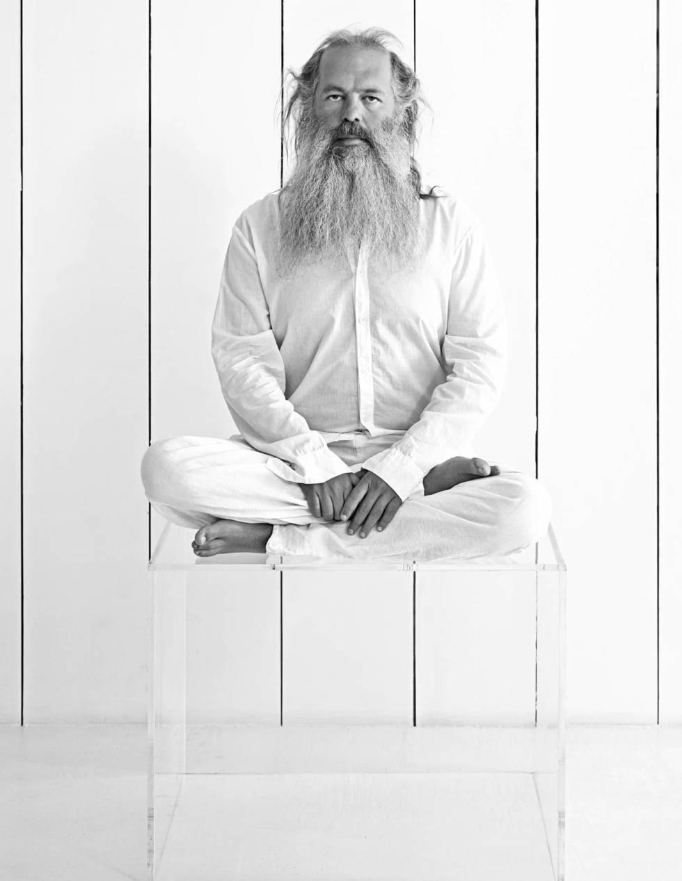 rick rubin meditando