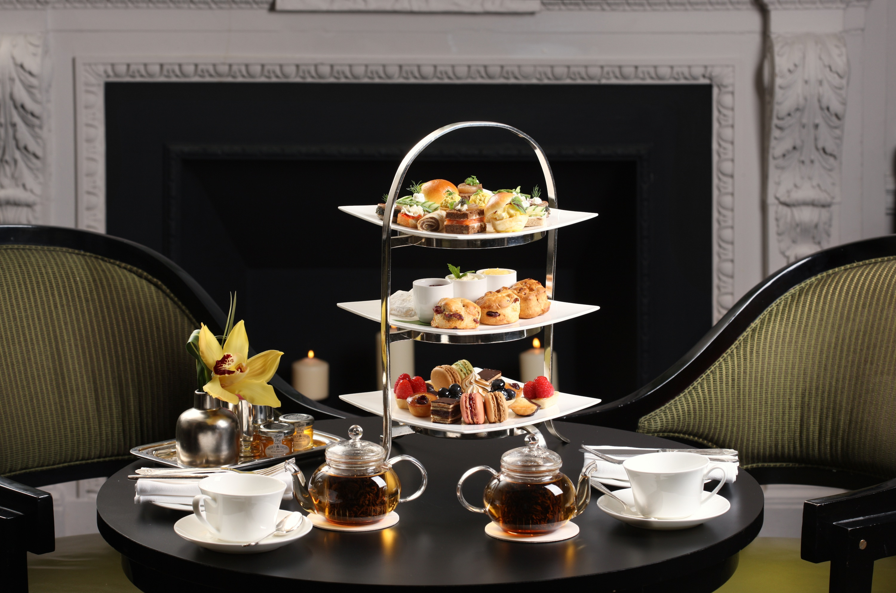 5 best places for tea in new york city for The pierre hotel in new york city