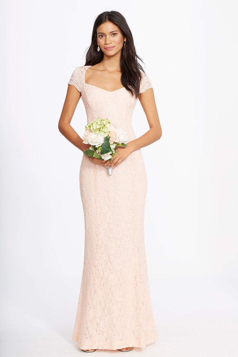 Lauren Ralph Lauren\u0026#39;s new wedding collection has the prettiest bridesmaid dresses EVER.