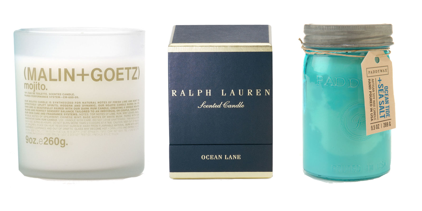 The Best Scented Candles For Your Beach House