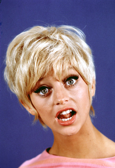 Funny Girl These Vintage Goldie Hawn Photos Will Make