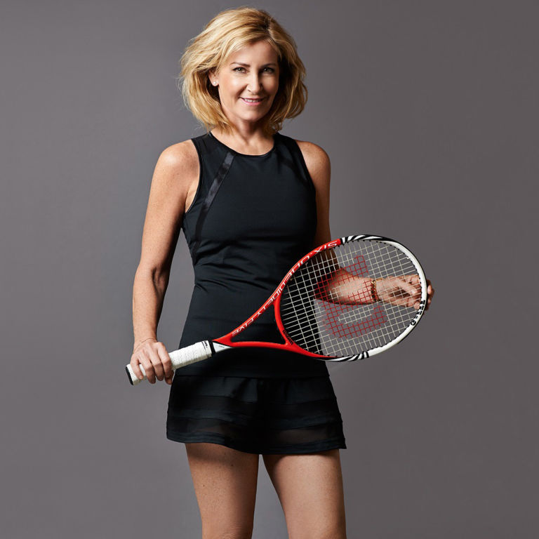 Chris Evert Tail Collection