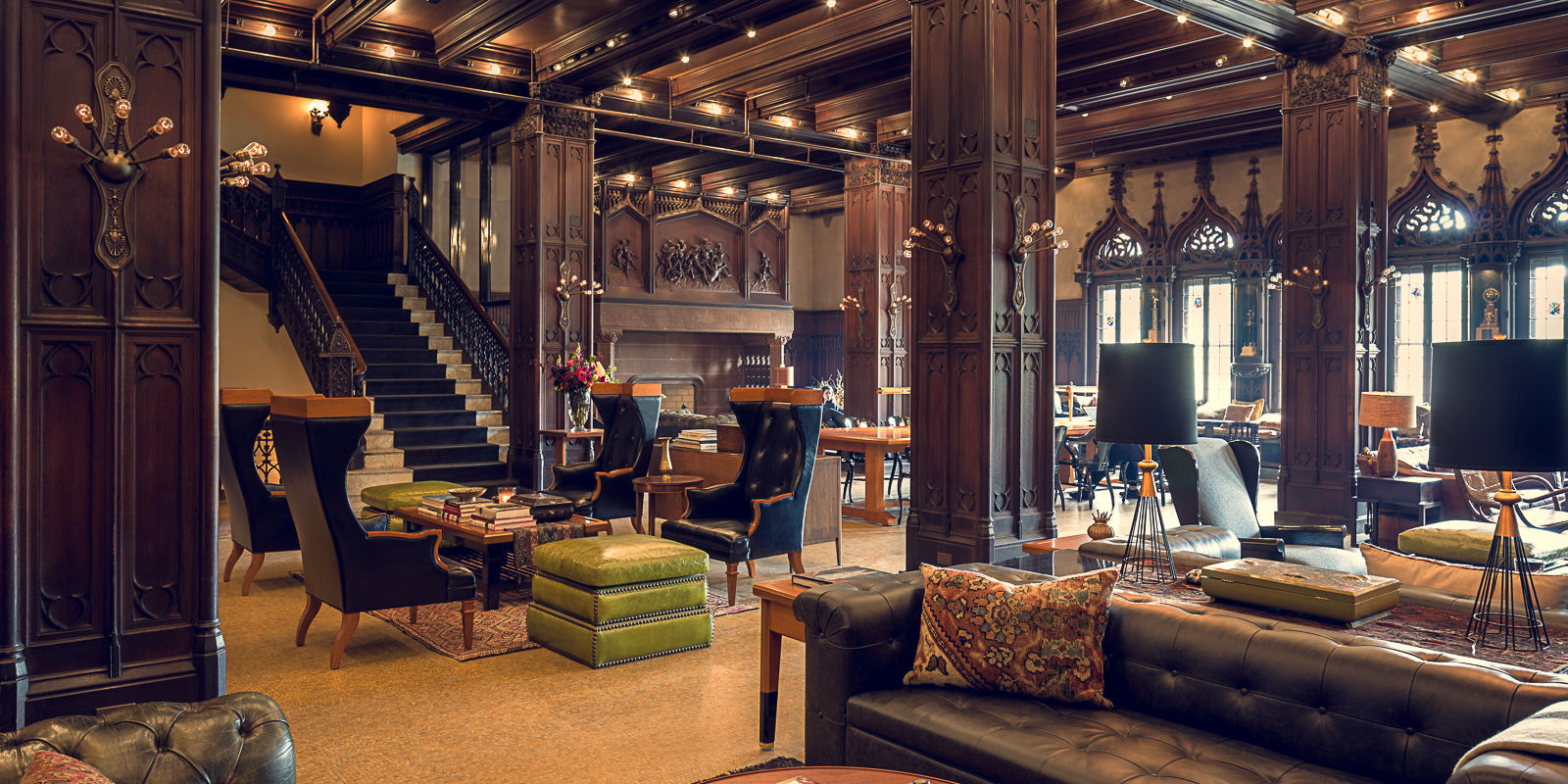 Chicago Athletic Association Hotel Photos Of The Chicago