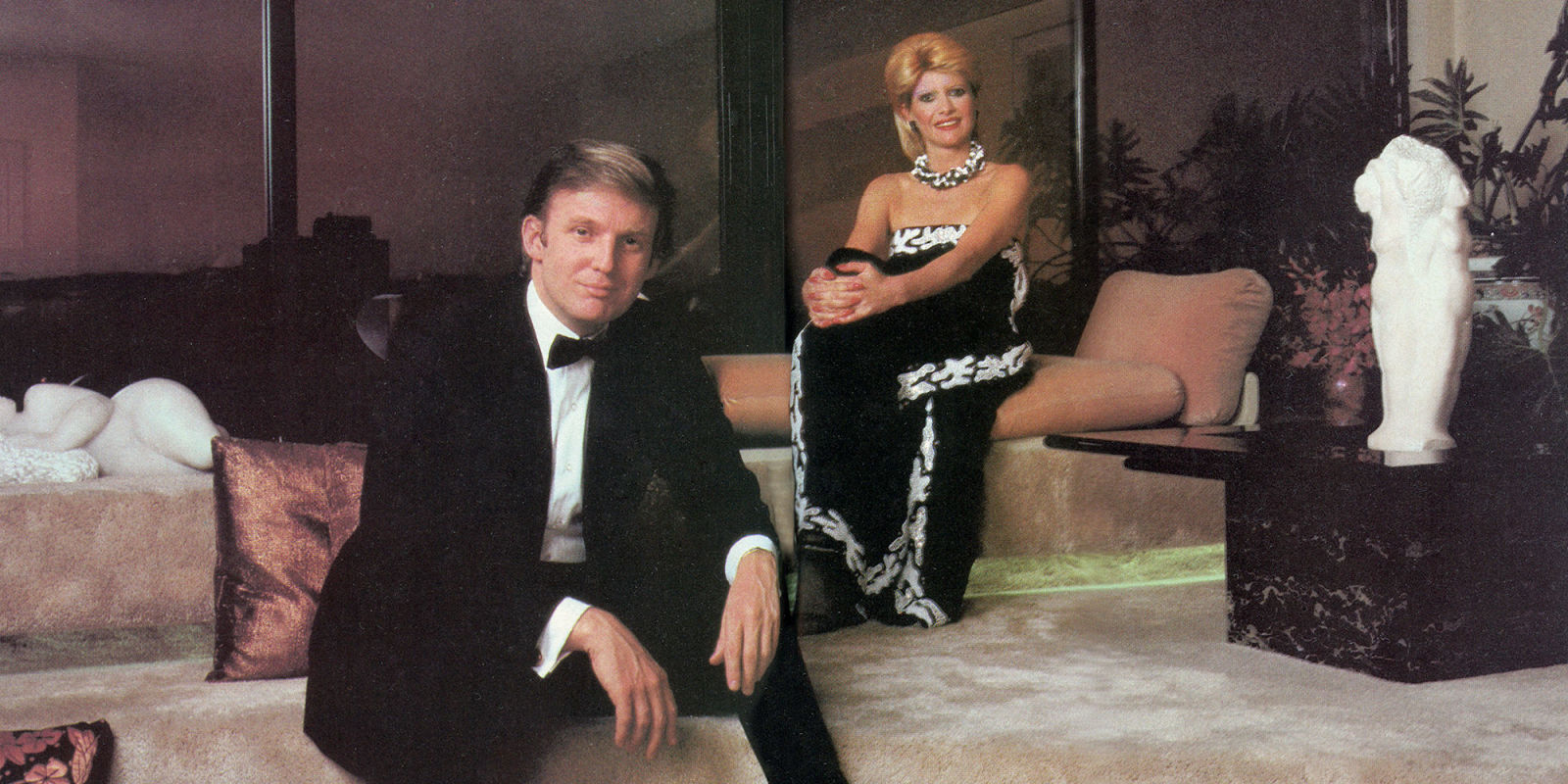 1983 Donald Trump Profile Interview About Donald 80s