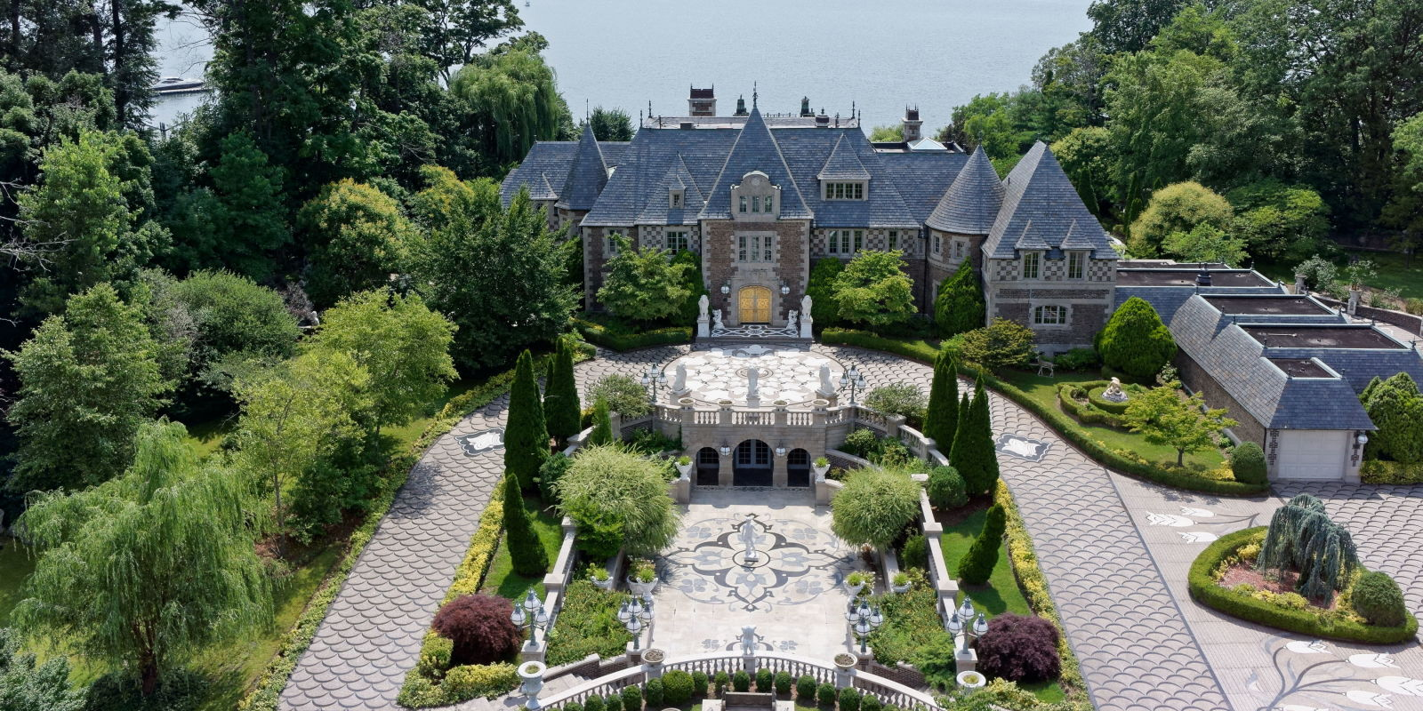 100 million long island estate kings point 100 million for Long island estates for sale