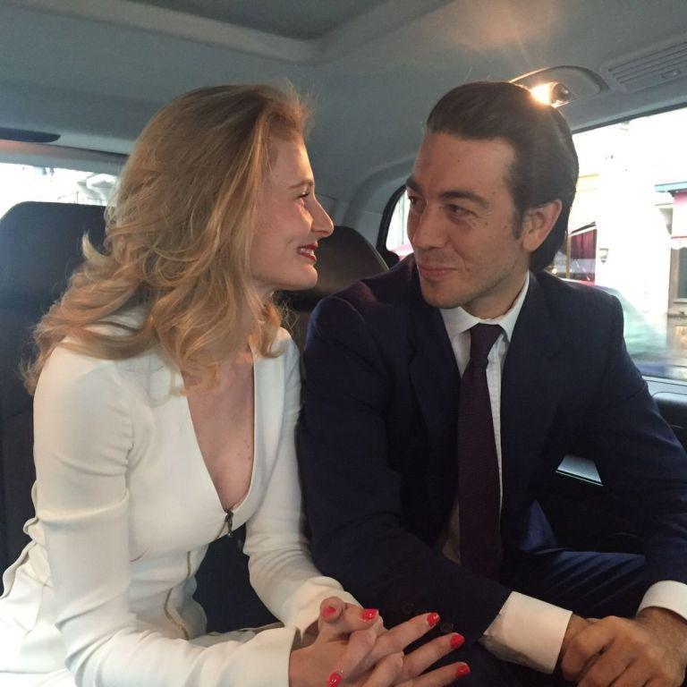 Ekaterina Rybolovleva Juan Sartori Skorpios Wedding