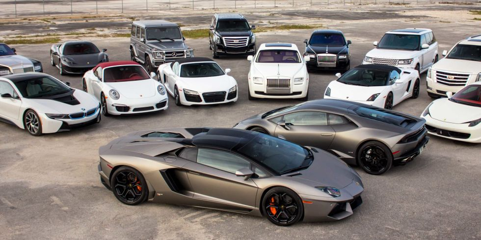 Luxury Car Rental Houston Wedding