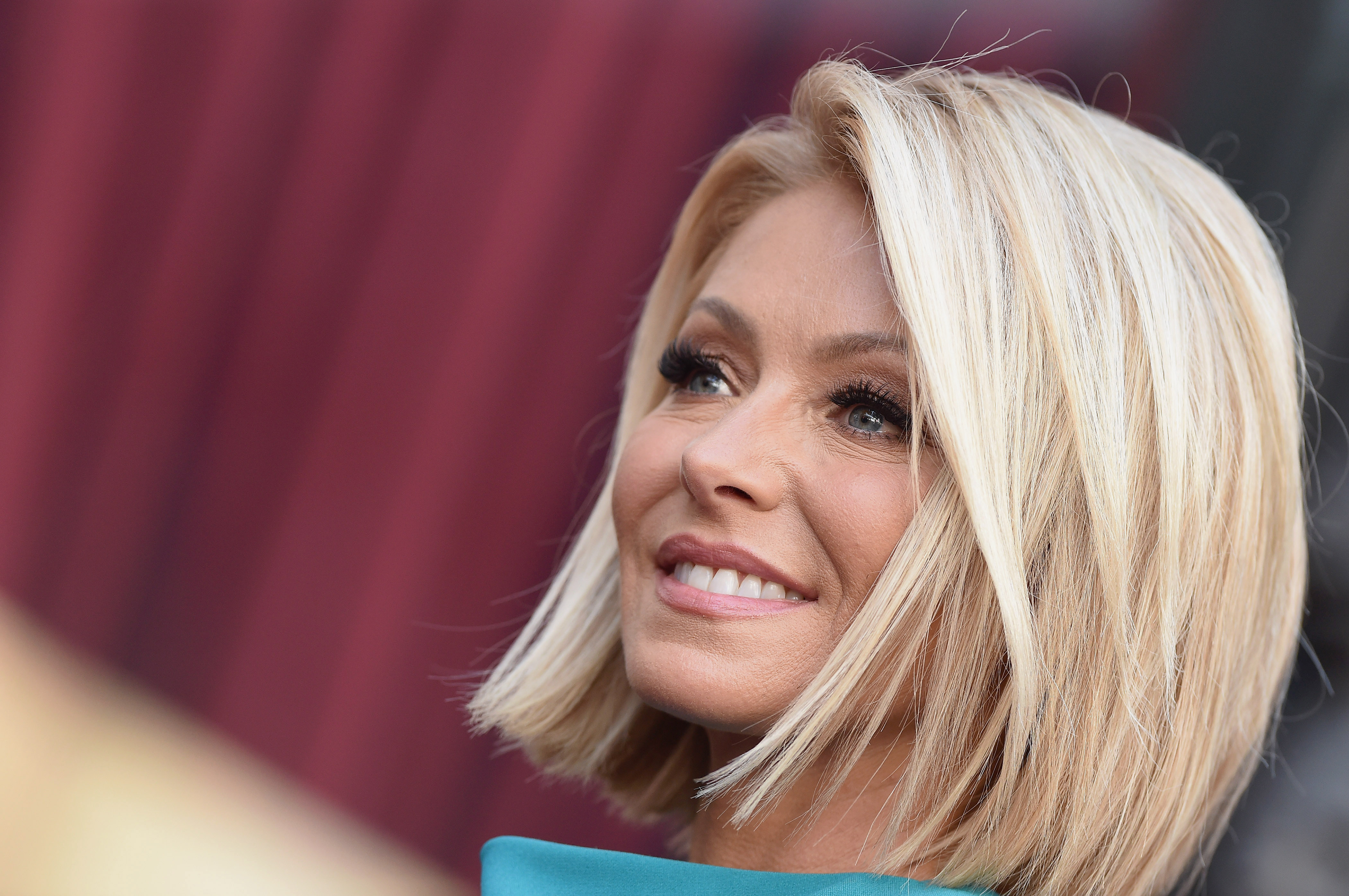 Kelly Ripa Skips Live Day After Michael Strahan Says He