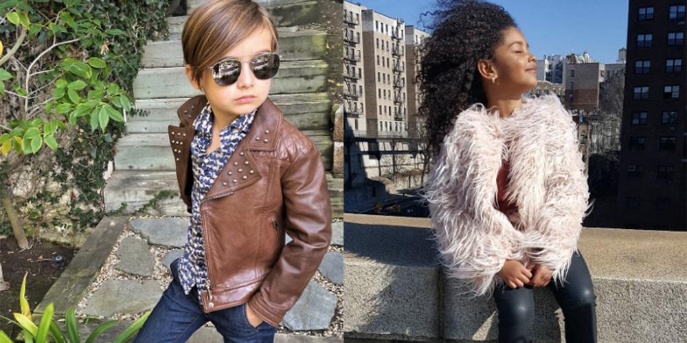 Trendy Tots 13 Stylish Kids On Instagram