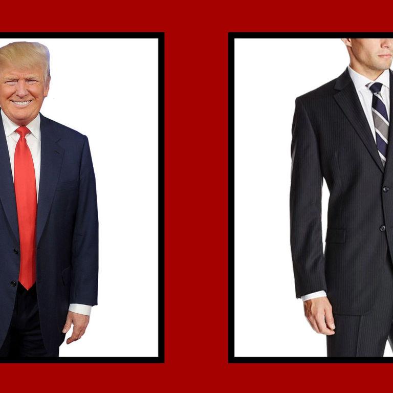 Donald Trump Suits - Donald J. Trump Collection