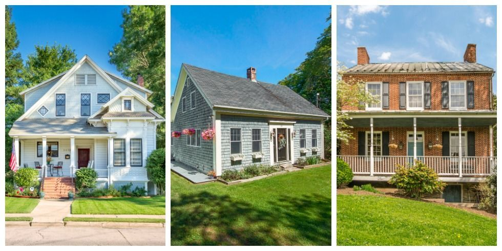 50 Gorgeous Historic Homes For Sale In Every State Across