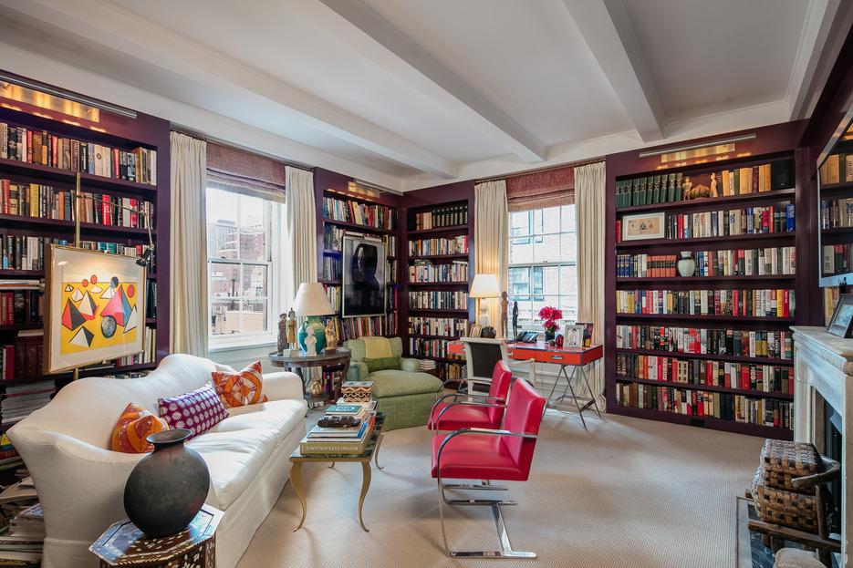 Ina garten new york city apartment barefoot contessa nyc apartment - Ina garten main house ...