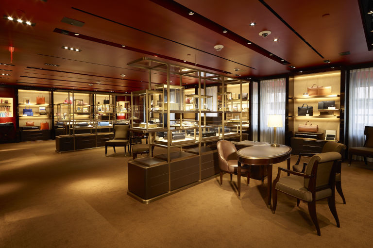 A first look inside the new cartier mansion for A salon on 51st ave