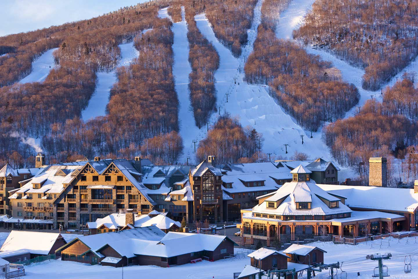 8 best winter weekend getaways east coast winter