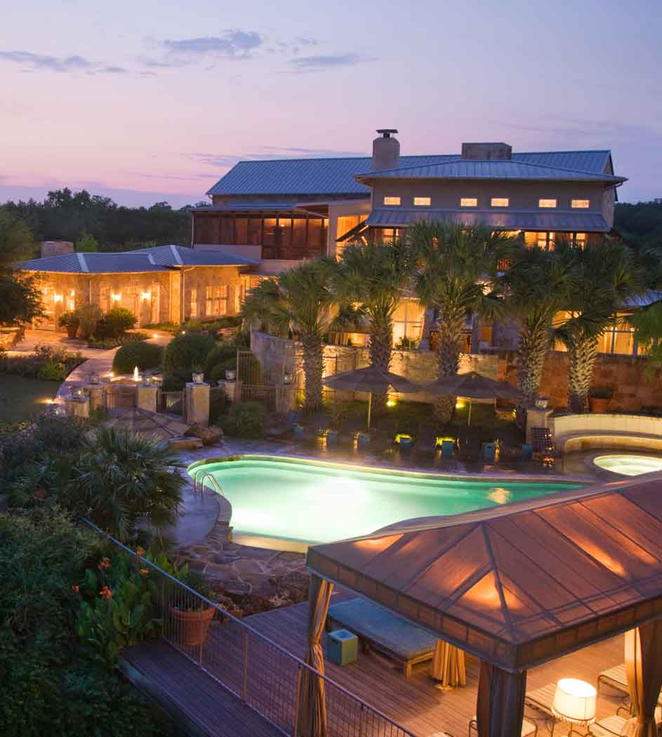 Luxury Lake Homes In Texas: Top Luxury Spas To Visit