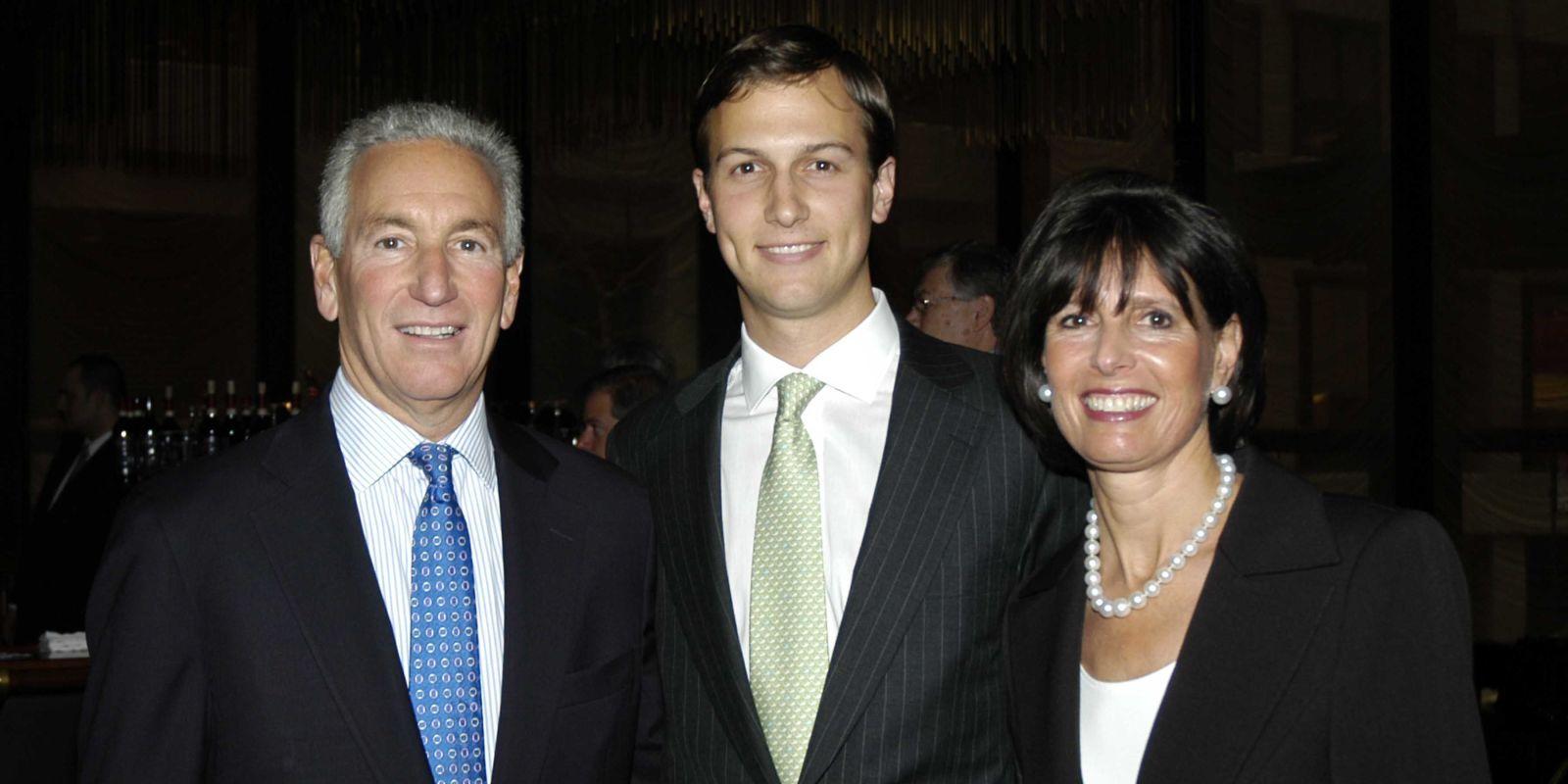 Jared Kushner S Family Charles Seryl Josh Nicole And