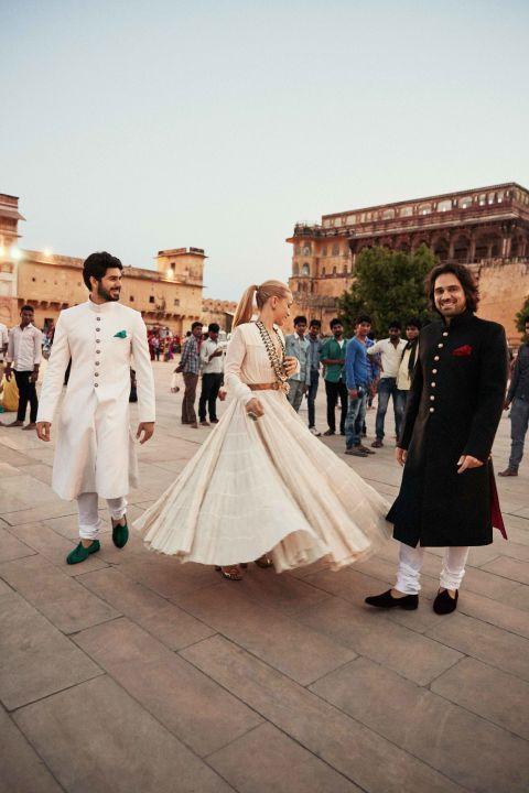 Siddarth Kasliwal of Munnu the Gem Palace - Jewelry Shopping in Jaipur India