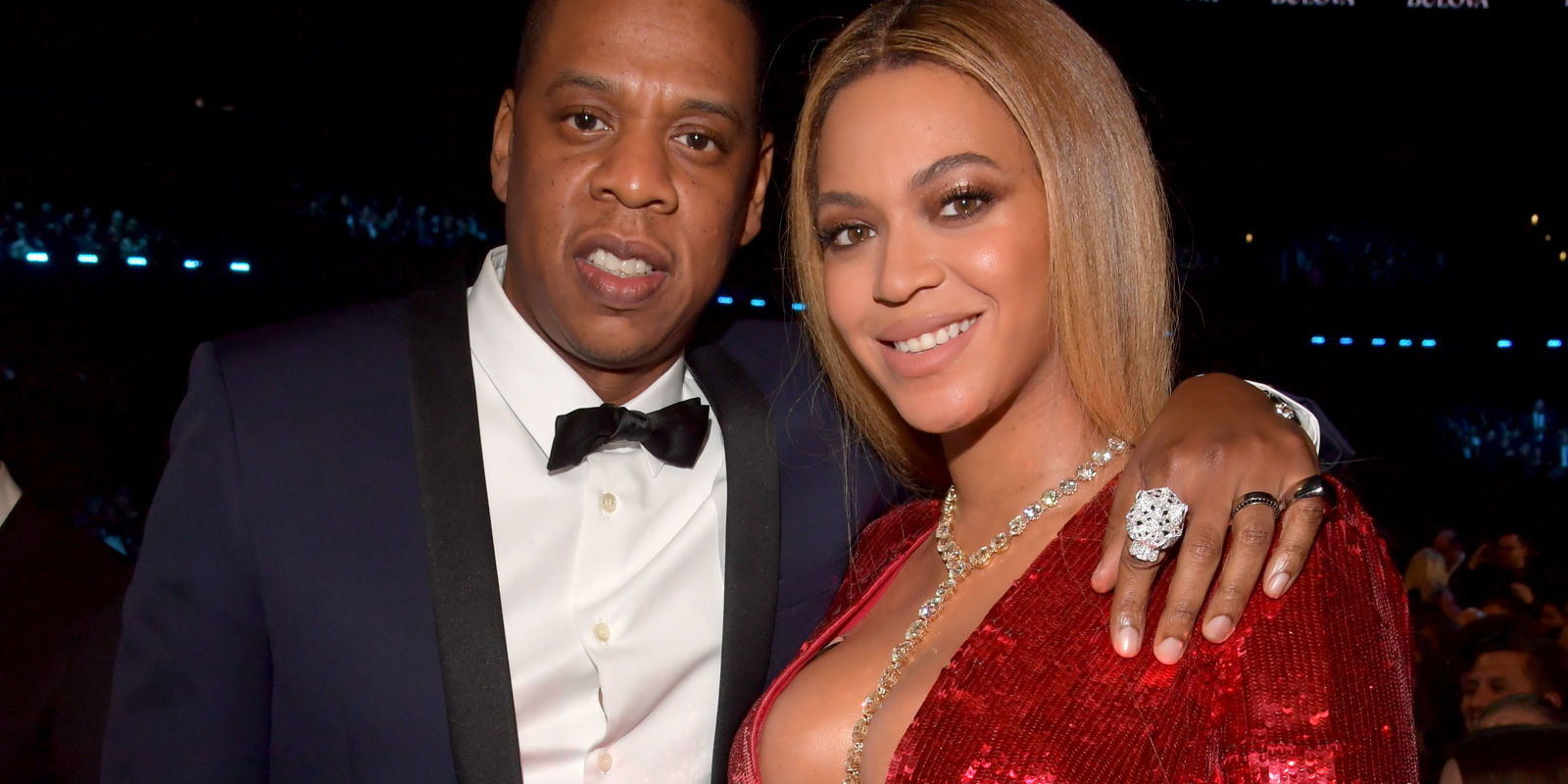 Jay Z Wore Cartier S Panther Ring To The Grammys Best