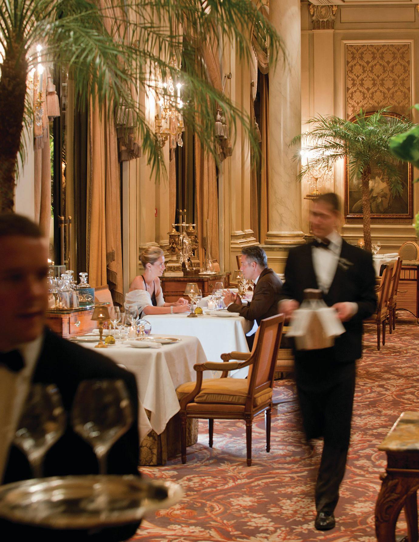 Restaurant Athina Paris