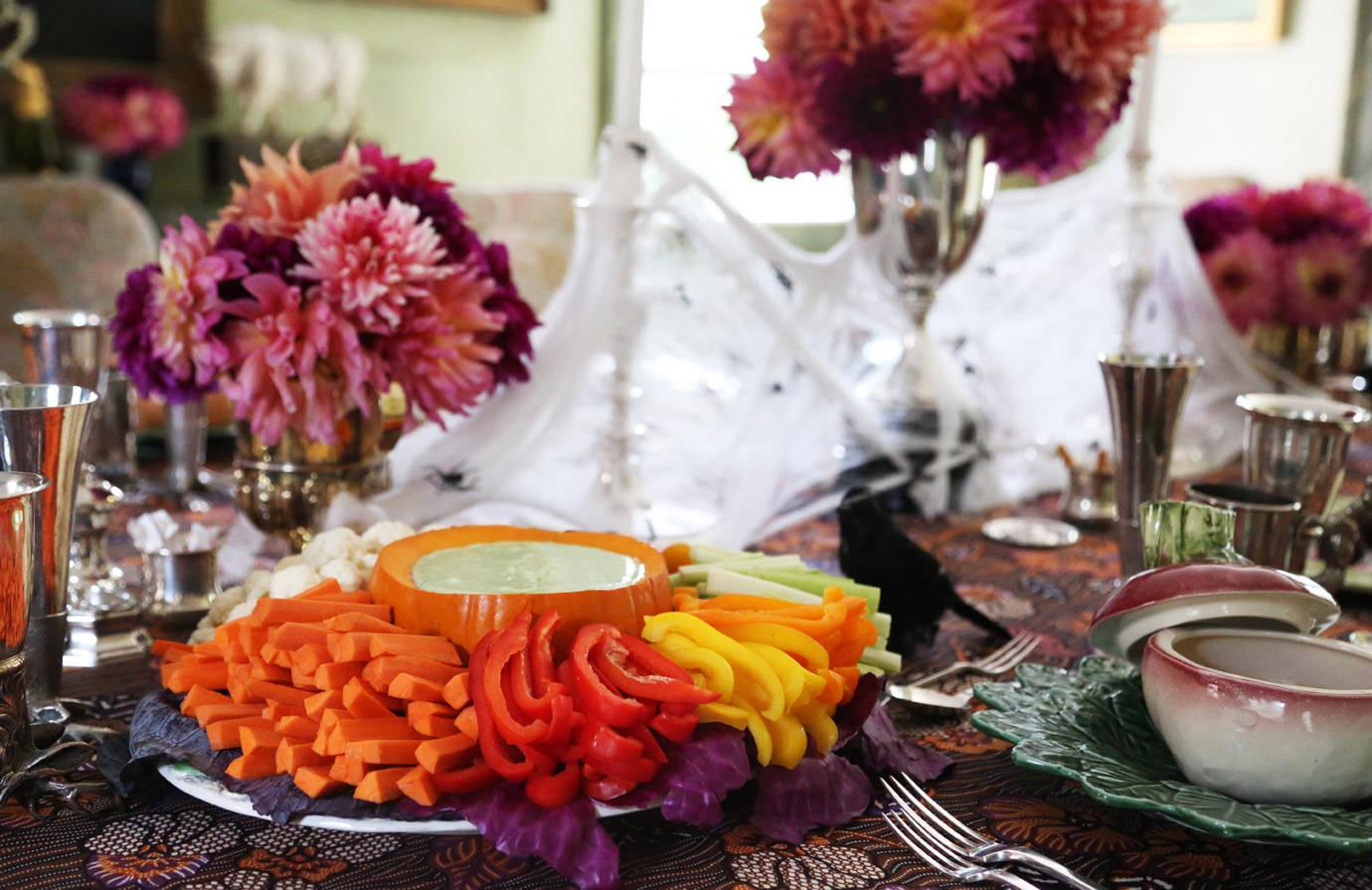 Halloween Dinner Party Recipes Tips Adult Halloween