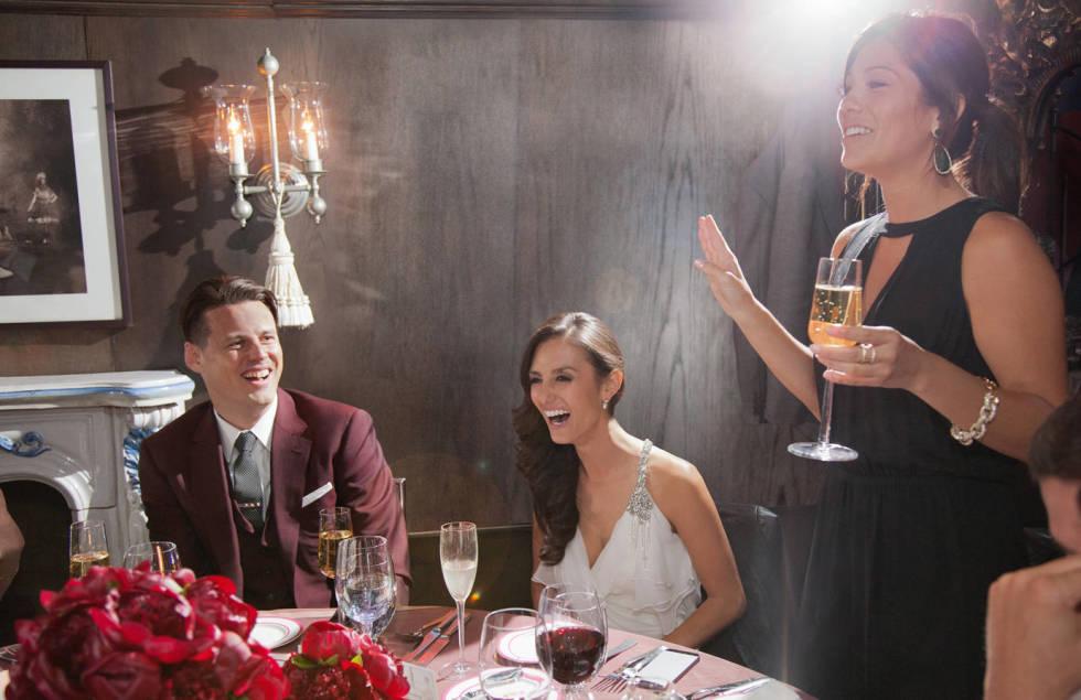 How to write wedding speech