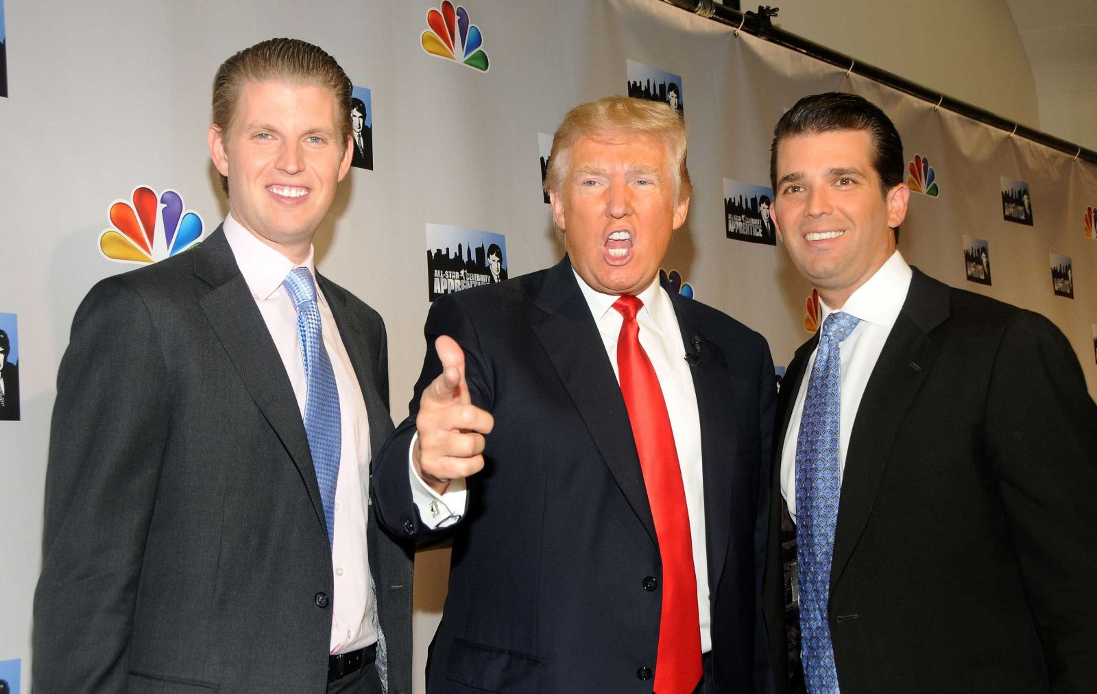 Trump sons Eric, Donald Jr. to attend 'closed' Dubai event